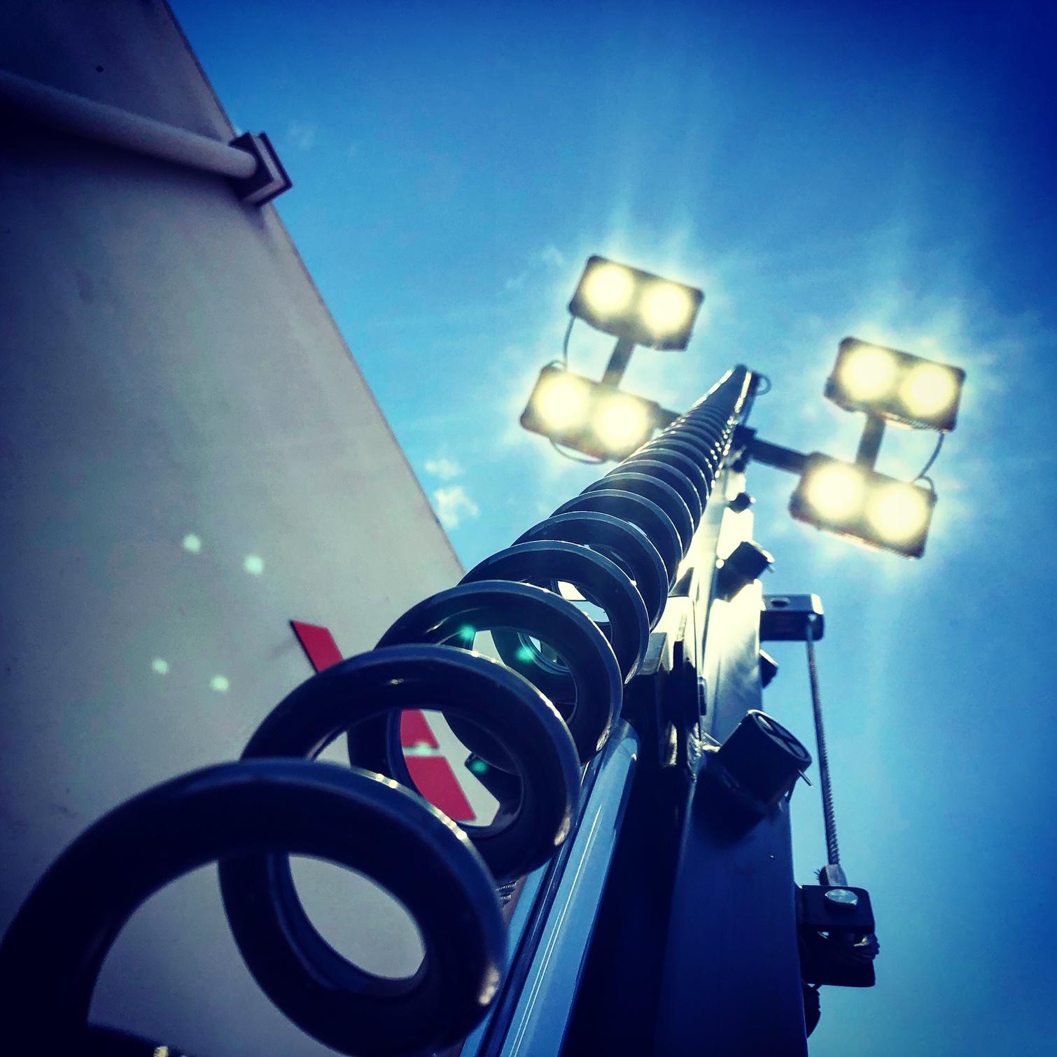 JLG Metroled Lighting Tower
