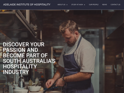 Adelaide Institute of Hospitality